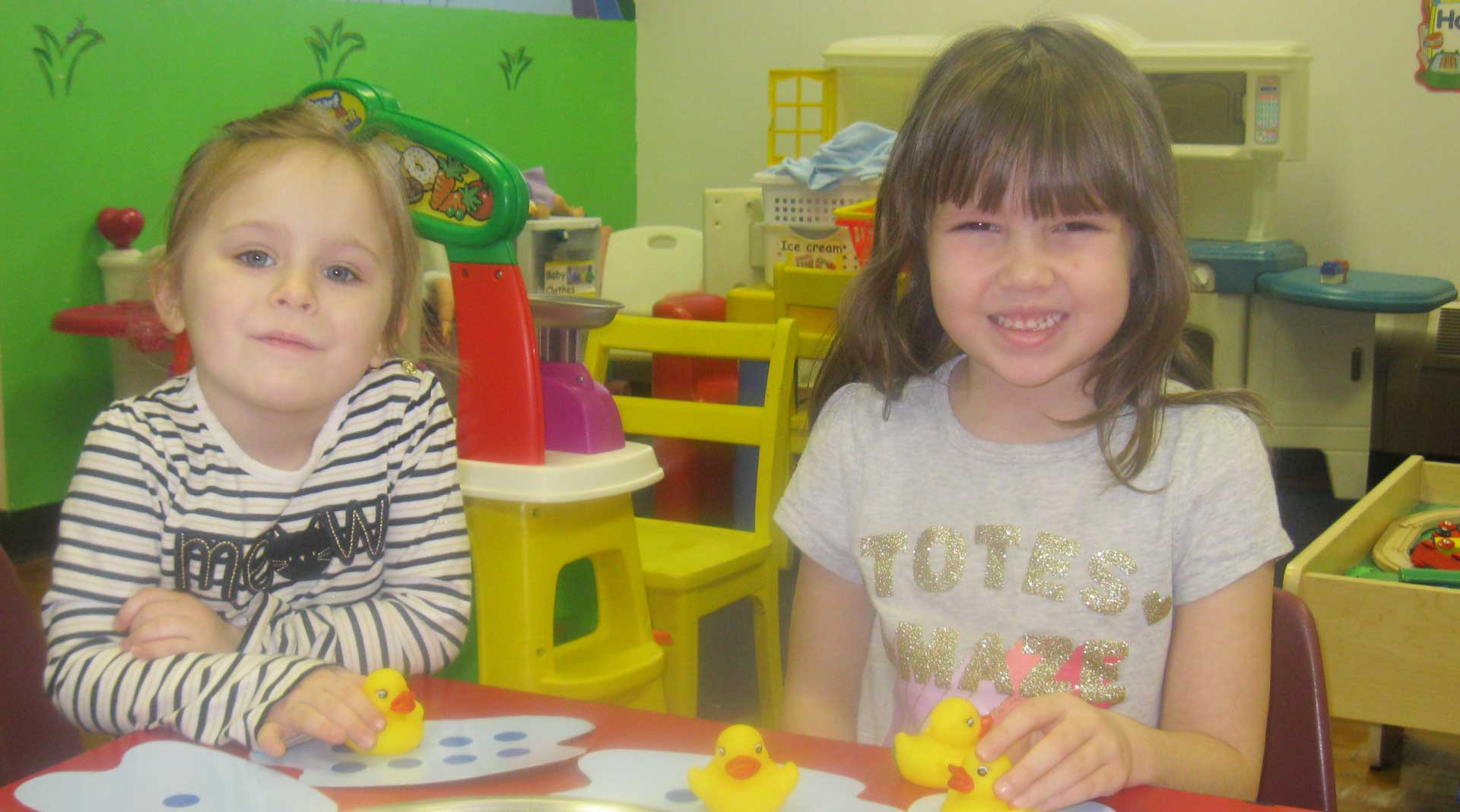 preschool students